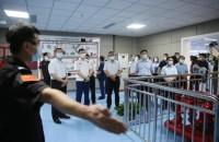 山东省首个医疗行业消防安全体验馆在临沂启用