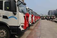济南再出重器治理道路扬尘  新增70辆机械化作业车