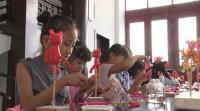 """55秒 暑假里让孩子们感受""""指尖上的非遗""""!枣庄面塑小课堂趣味多"""