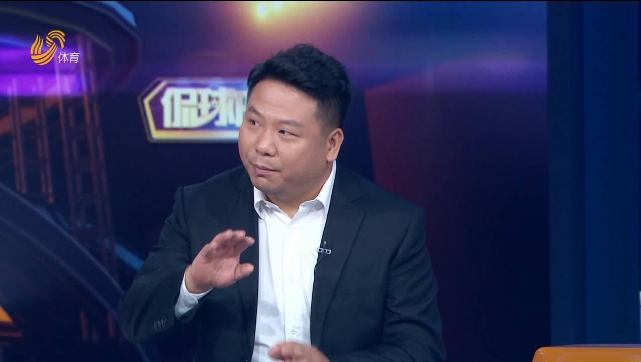 """侃球时间丨著名足球记者陈永谈""""改名"""":急于改名是政绩工程"""