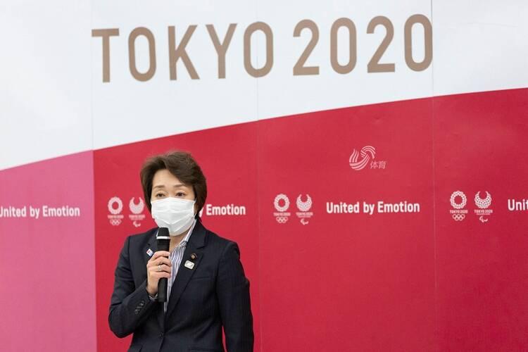 七届奥运女将!桥本圣子接任东京奥组委主席