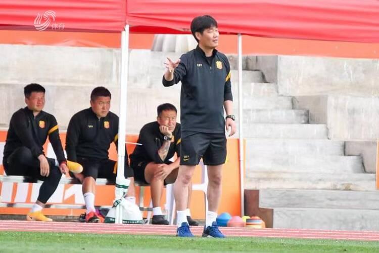 热身赛:孙准浩首发出场 山东泰山以赛代练2-0武汉