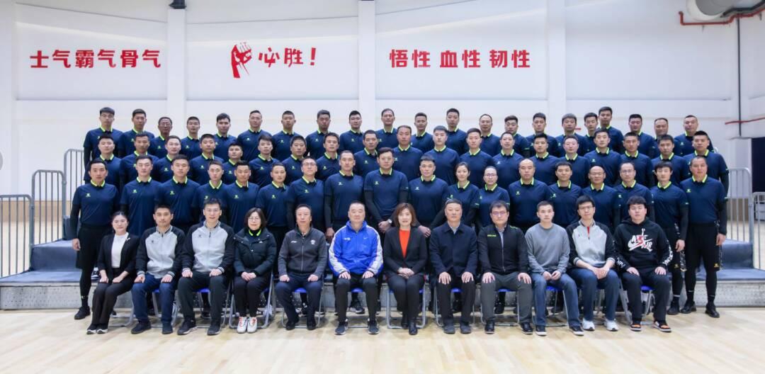 第十四届全运会三人制篮球裁判员培训营开班