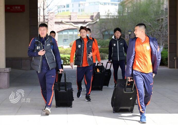 山东泰山今日前往上海集训 吉翔大概率加盟球队