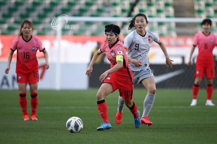张馨、王霜破门 奥预赛中国女足2-1韩国女足迎开门红