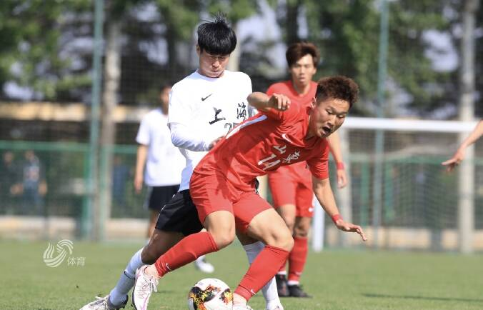 全运会足球U20预赛:山东1-2不敌上海队
