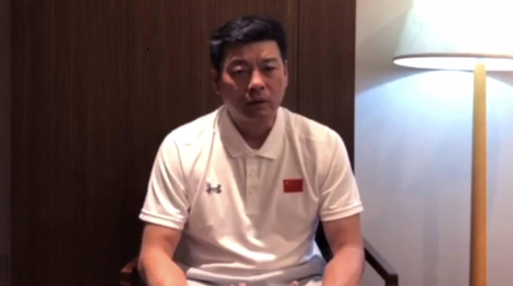中国三人篮球男队主帅透露备战计划 磨合队伍是关键