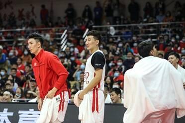 山东一人入选 中国男篮最新集训名单出炉