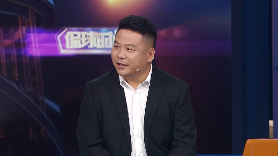 《侃球时间》丨郭田雨落选国足引争议 陈永:国足中锋位置竞争激烈