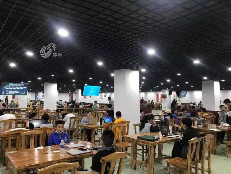 山东省青少年人工智能创新挑战赛三维程序创意设计专项赛成功举办