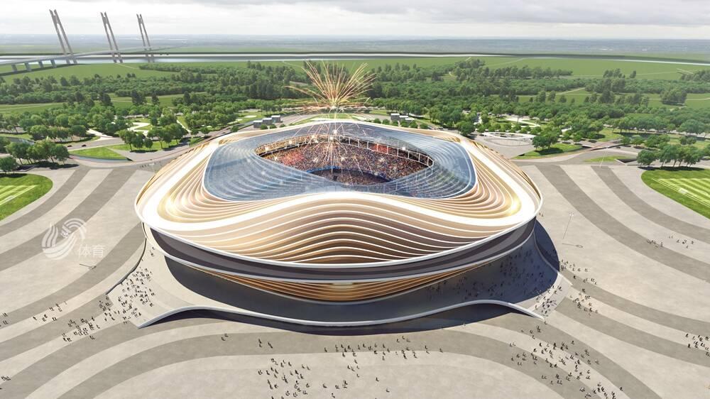 打造济南新地标 黄河体育中心计划2024年底完工