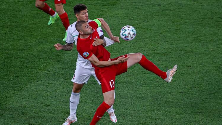 欧洲杯-德米拉尔乌龙 意大利3-0土耳其迎开门红