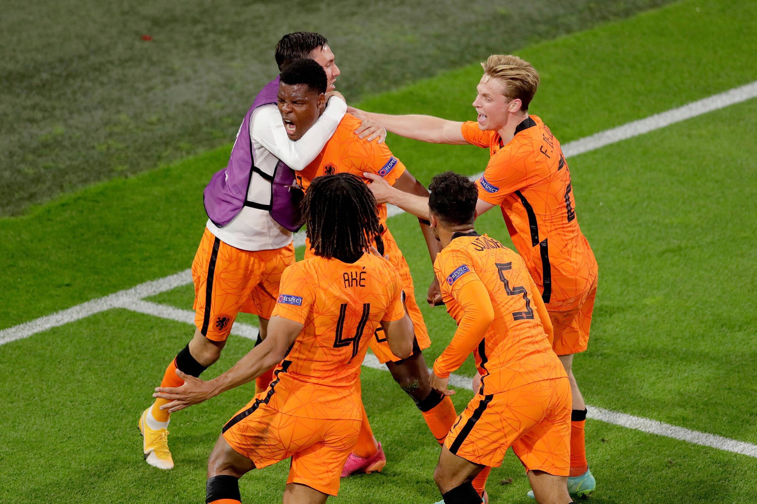 视频丨欧洲杯荷兰3-2乌克兰 邓弗里斯85分完成绝杀当选本场最佳