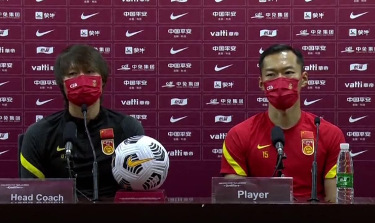 李铁:国足非常重视叙利亚  球员要把自己水平表现出来