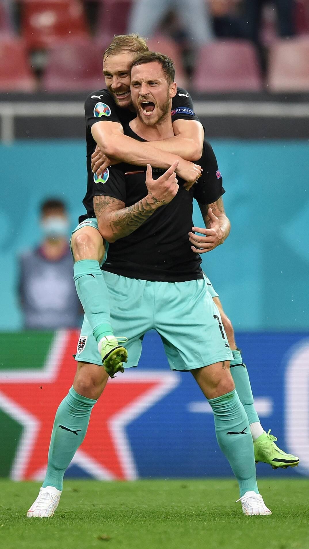视频丨中超外援阿瑙托维奇替补登场破门 助奥地利以3-1北马其顿锁定胜局