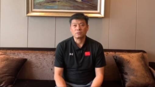 三人篮球男队主教练刘震: 高诗岩是重点的考察对象