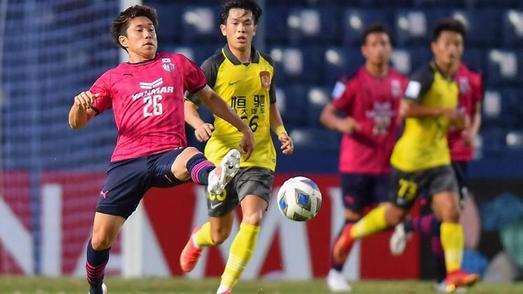 广州队6连败结束亚冠,创中超球队亚冠最差战绩