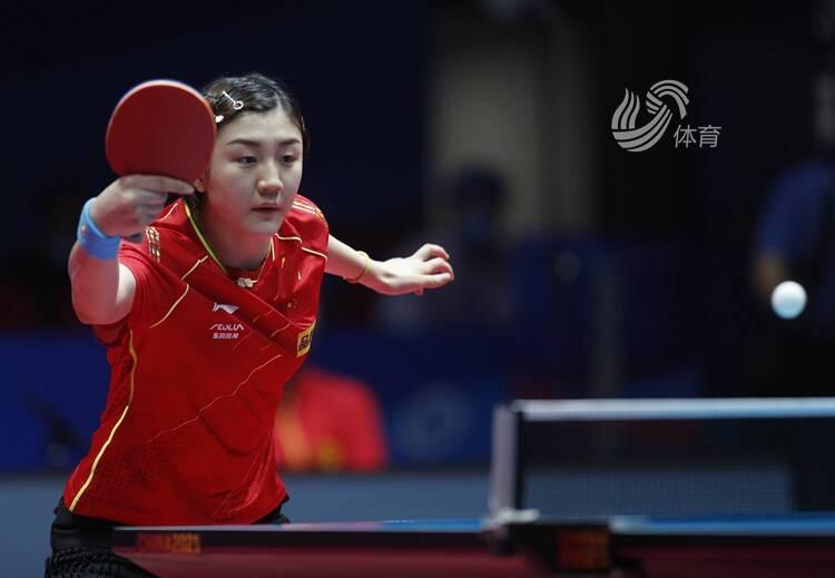 陈梦领衔 11名青岛籍运动员入选东京奥运会中国代表团名单