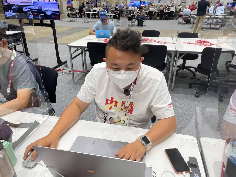 东京奥运开幕在即,山东台记者发回最新消息