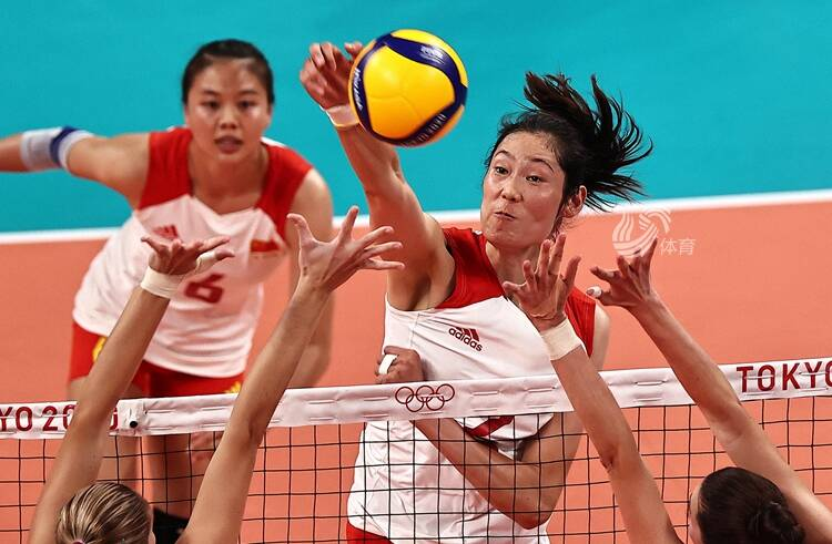 中國女排提前小組出局,創奧運會最差戰績