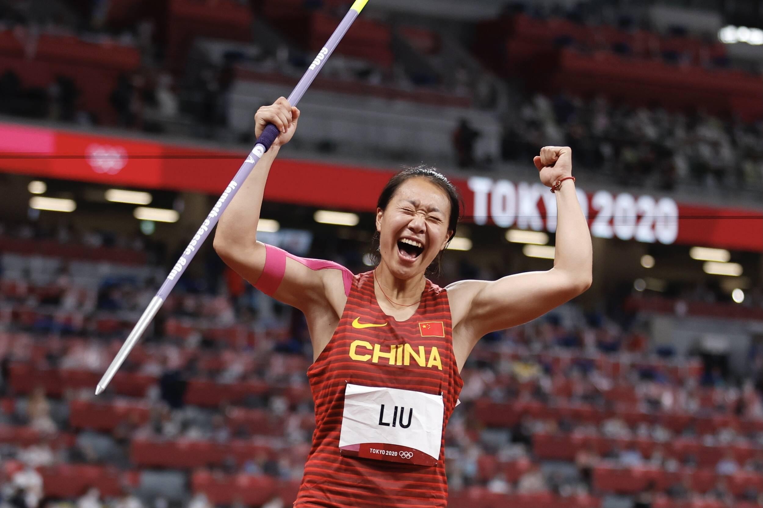 《奥运冠军·荣耀》丨中国投掷奥运勇夺两金扬威名 几代人点亮标枪大国梦想