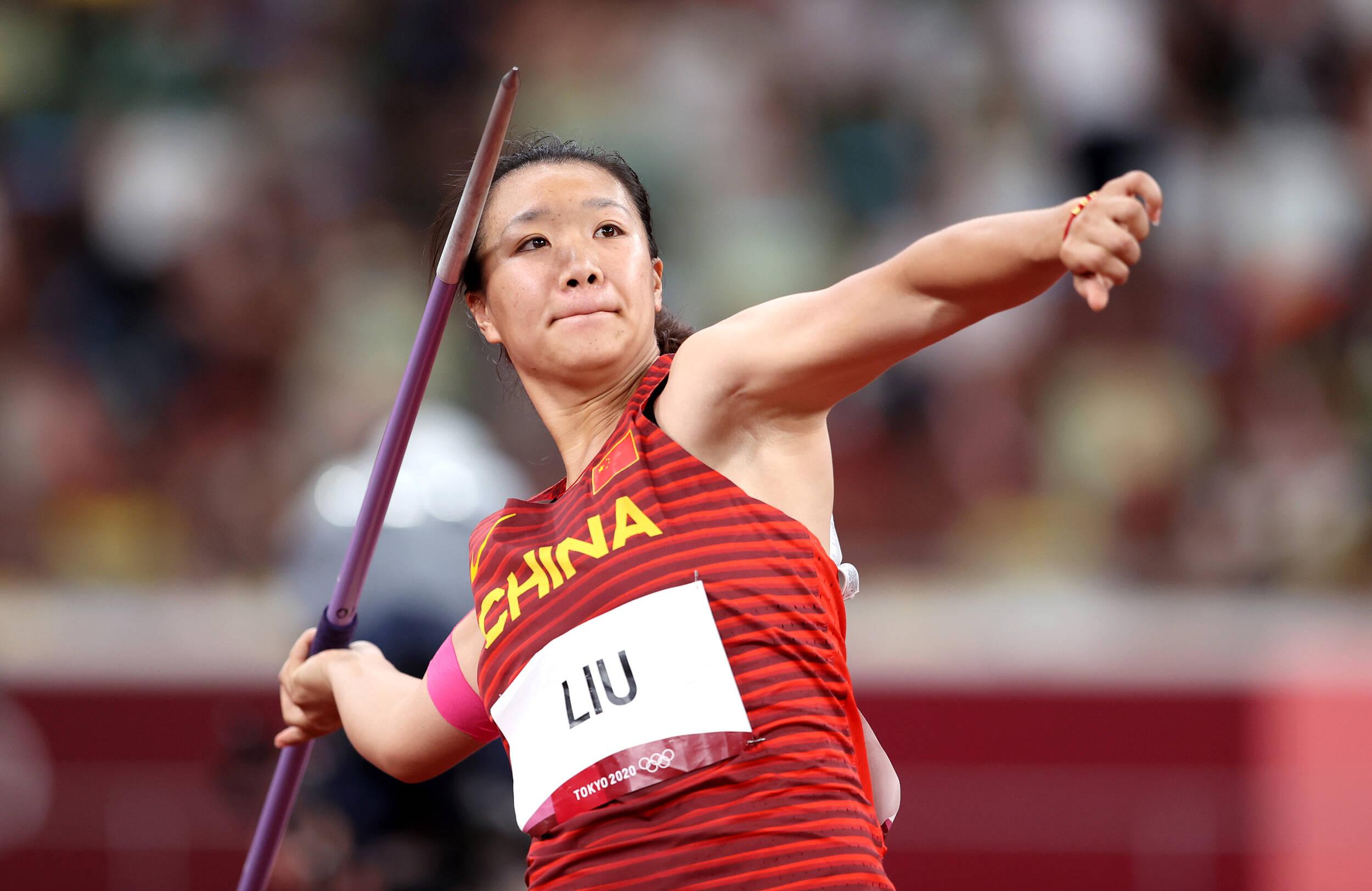《奥运冠军·荣耀》丨奥运标枪冠军刘诗颖:天赋是靠努力积攒起来