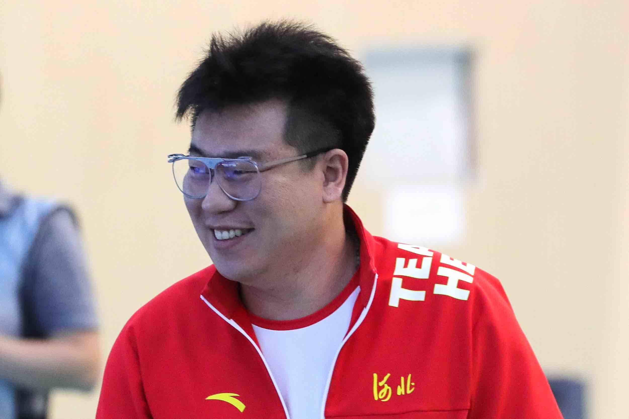 奥运冠军庞伟宣布全运会后退役:打得太艰难了