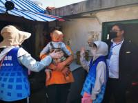 青岛西海岸新区铁山街道开展母乳喂养日宣传活动